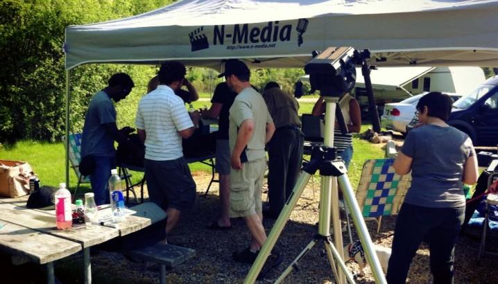 n-media tent